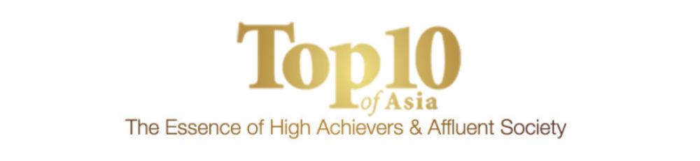 Top 10 of Asia